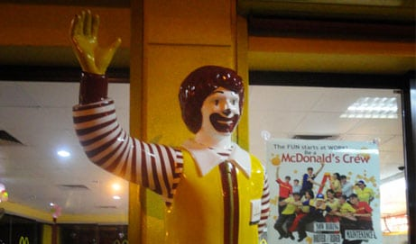 How to Franchise McDonald's in the Philippines