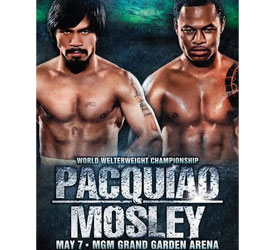 Manny Pacquiao vs Shane Mosley Fight Results: Boxing and Business