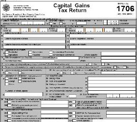 How to Compute Capital Gains Tax on Sale of Real Property