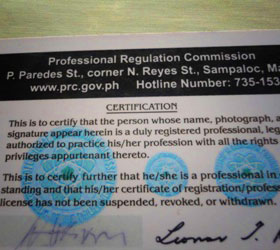 List of Valid and Acceptable Photo Identification (IDs) in the Philippines