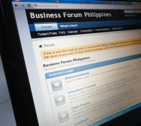 How to Promote Your Business on Online Forums