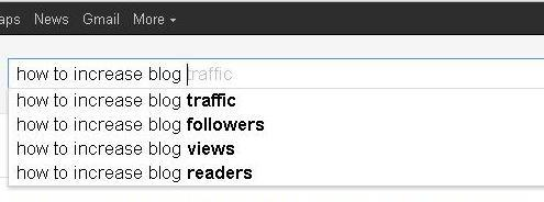 How to Increase Blog Visitors from Search Engines
