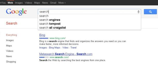 SEO optimize Google and the search engines