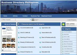 Business Directory and Yellow Pages Philippines