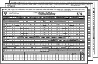 Revised income tax form in the Philippines