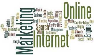 Online marketing jobs