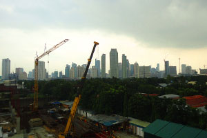 Construction in the Philippines