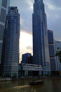 Business establishments in Singapore