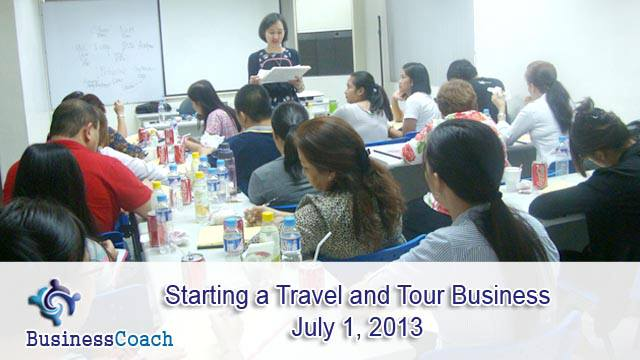 BusinessCoach Inc. August 2013 Business Seminar Schedule