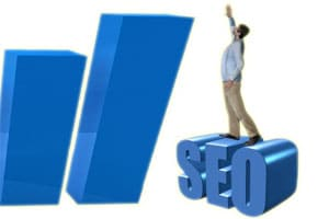 Man on SEO