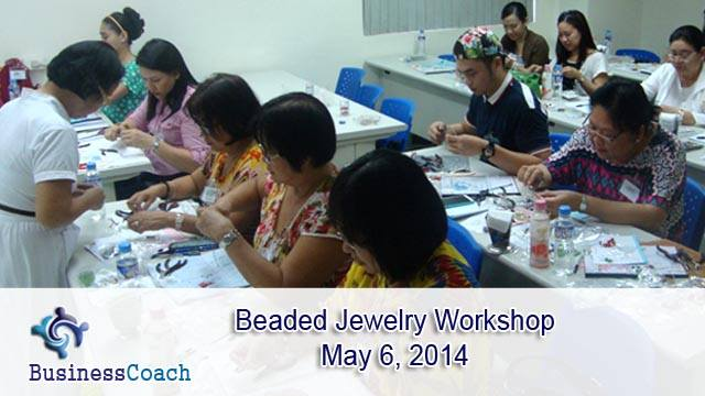 Breaded jewelry workshop