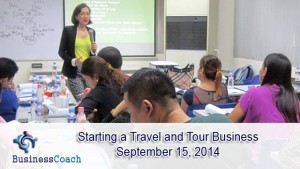 BusinessCoach Inc. October 2014 Business Seminar Schedule