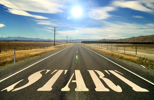 Start of the road for aspiring entrepreneurs