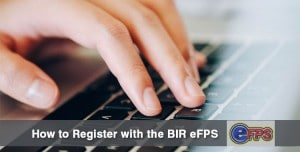 How to Register with the BIR eFPS (eFiling and Payment System)