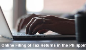 Online tax filing in the Philippines