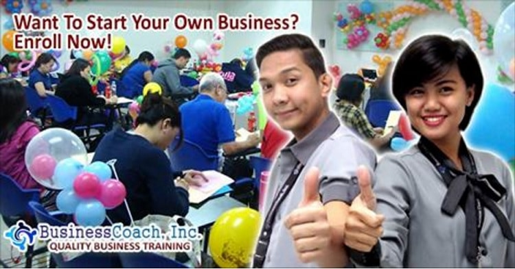 business coach enroll now