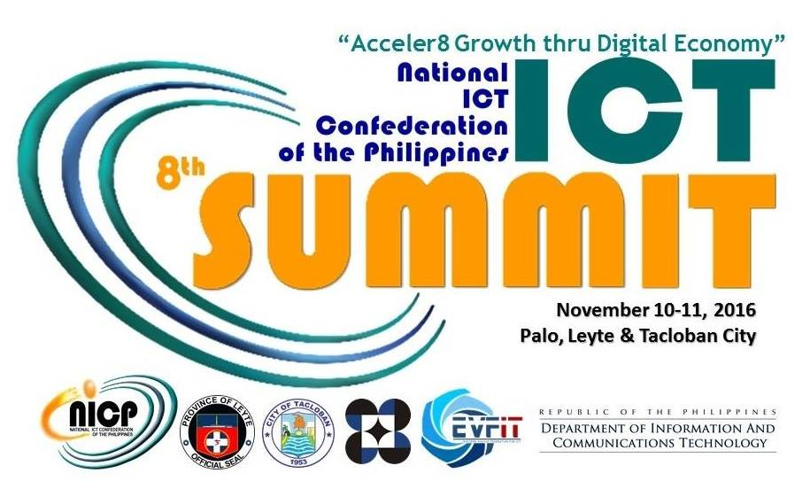 8th National ICT Summit 2016