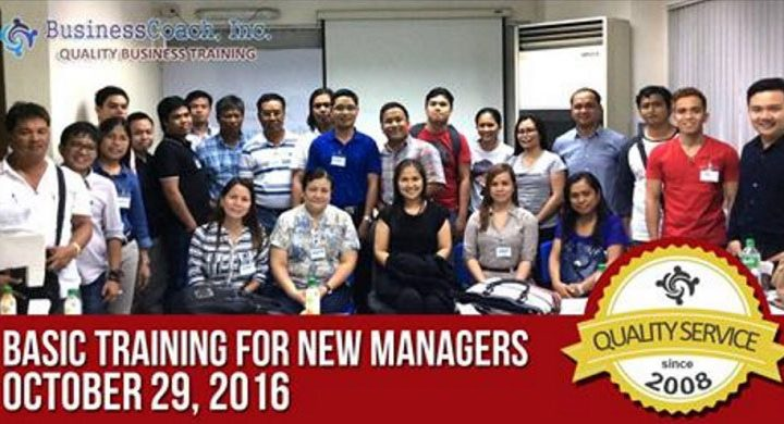 BusinessCoach Inc. November 2016 Business Seminar Schedule