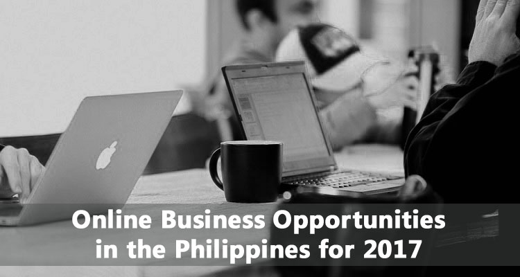 Online business opportunities in the Philippines