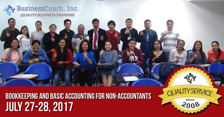 bookkeeping and accounting seminars
