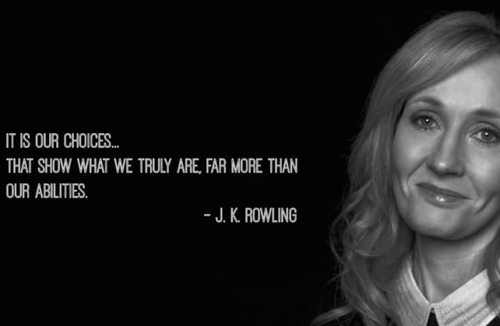 4 Success Lessons to Learn from J.K. Rowling