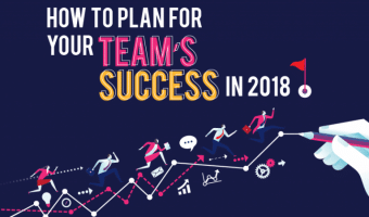 How to Plan for Your Team's Success in 2018 (Infographic)