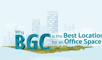 Why BGC is the Best Location for an Office Space (Infographic)
