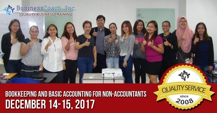 business coach seminars on tax and accounting