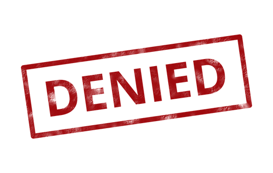 12 Reasons Why Business Loans Are Being Denied